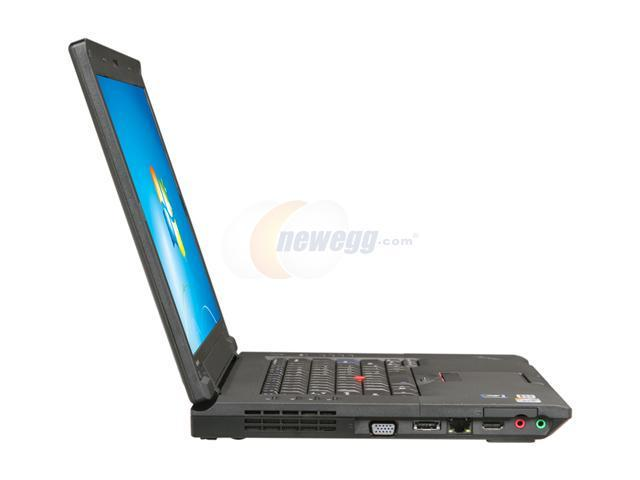 ThinkPad Laptop SL Series SL510 (2847D2U) Intel Core 2 Duo T6670 (2 20 GHz)  3 GB Memory 500 GB HDD Intel GMA 4500MHD 15 6