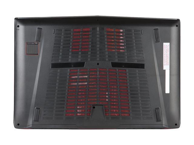 MSI GT Series GT72 Dominator Pro G-034 G-Sync Gaming Laptop 6th Generation  Intel Core i7 6700HQ (2 60 GHz) 24 GB Memory 1 TB HDD 256 GB SSD NVIDIA