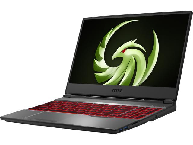 "MSI Alpha Series ALPHA 15 A3DD-003 15.6"" 120 Hz IPS AMD Ryzen 7 2nd Gen 3750H (2.30 GHz) AMD Radeon RX 5500M 8 GB Memory 512 GB NVMe SSD Windows 10 Home 64-bit Gaming Laptop"