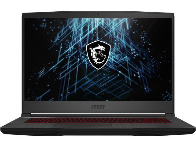 "MSI GF65 Thin 10UE-071 - 15.6"" 144 Hz IPS - Intel Core i7-10750H - NVIDIA GeForce RTX 3060 Laptop GPU 6 GB GDDR6 - 16 GB Memory - 512 GB NVMe SSD - Windows 10 Home - Gaming Laptop"