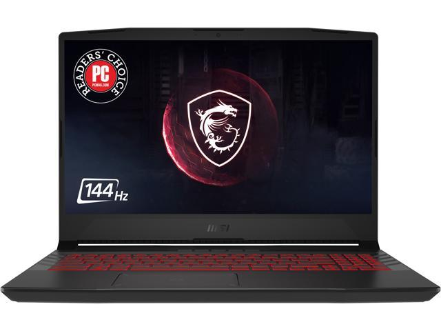 "MSI - 15.6"" 144 Hz IPS - Intel Core i7 11th Gen 11800H (2.30 GHz) - NVIDIA GeForce RTX 3050 Ti Laptop GPU - 16 GB DDR4 - 1 TB HDD 512 GB NVMe SSD - Windows 10 Home 64-bit - Gaming Laptop (Pulse GL66 11UDK-076 )"