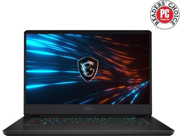 "Image of MSI GP Series GP66 11UH-035CA Leopard 15.6"" 240 Hz Intel Core i7 11th Gen 11800H (2.30 GHz) NVIDIA GeForce RTX 3080 Laptop GPU 32 GB Memory 1 TB PCIe SSD Windows 10 Home 64-bit Gaming Laptop"