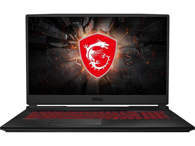 "MSI GL Series - 17.3"" 144 Hz IPS - Intel Core i7 10th Gen 10750H (2.60 GHz) - NVIDIA GeForce GTX 1660 Ti - 16 GB DDR4 - 1 TB HDD 256 GB NVMe SSD - Windows 10 Home 64-bit - Gaming Laptop (GL75 Leopard 10SDR-636 )"