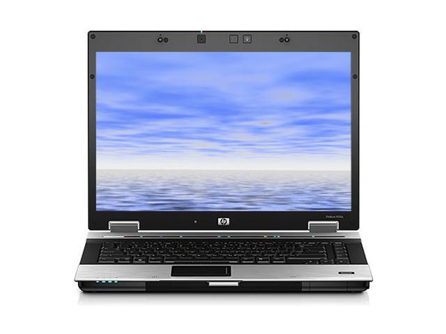 HP Laptop EliteBook 8530p (NU910AW#ABA) Intel Core 2 Duo T9600 (2 80 GHz) 2  GB Memory 250 GB HDD ATI Mobility Radeon HD 3650 15 4