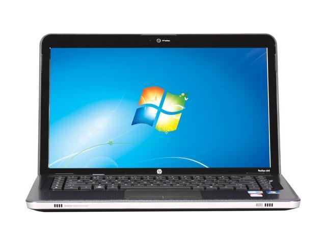 HP Laptop Pavilion dv6-3143us Intel Core i3 1st Gen 370M (2 40 GHz) 4 GB  Memory 500 GB HDD ATI Mobility Radeon HD 5650 + Intel HD 15 6