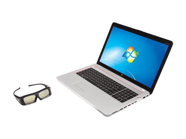 HP Laptop ENVY 17 17-3090NR Intel Core i7 2nd Gen 2670QM (2 20 GHz) 8 GB  Memory 750 GB HDD 80 GB SSD AMD Radeon HD 7690M XT 17 3