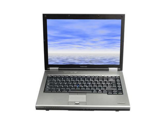TOSHIBA Laptop Tecra M10-S3453 Intel Core 2 Duo T9600 (2 80 GHz) 4 GB  Memory 320 GB HDD NVIDIA NVS 150M 14 1