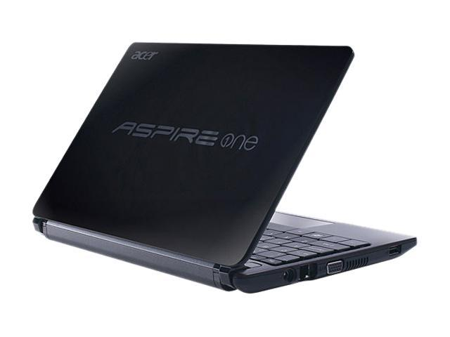 acer aspire one d257 aod257 13473 espresso black intel atom n570 rh newegg com Acer Aspire One D257 Review Aspire One D257 13404 Review