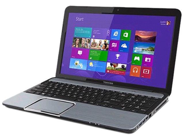 Refurbished: TOSHIBA Laptop Satellite S855-S5381 Intel Core i7 3rd