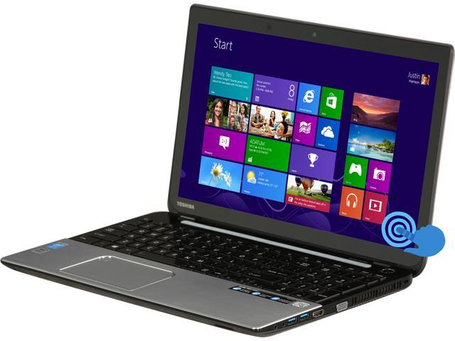 6767704bc TOSHIBA Laptop S55t-A5237 Intel Core i7 4th Gen 4700MQ (2.40 GHz) 16 ...