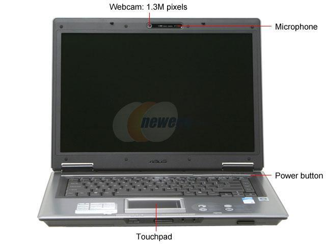 ASUS F3F NOTEBOOK DRIVERS FOR WINDOWS XP