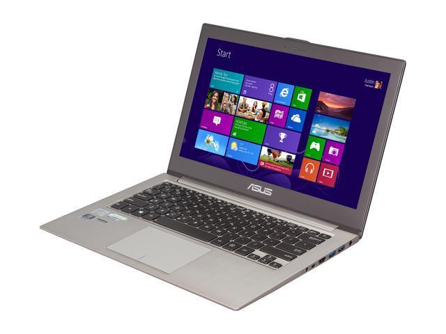 ASUS Zenbook UX32VD-DH71 Ultrabook - Intel Core i7 3517U (1 9GHz) 6GB RAM  500GB HDD+24GB SSD 13 3