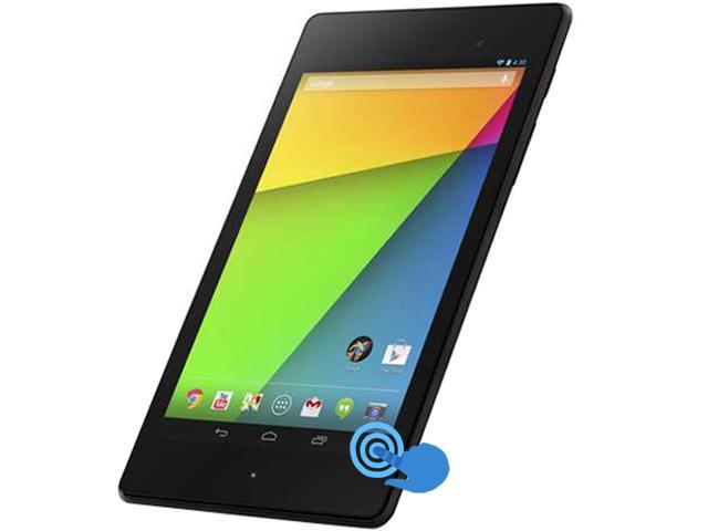 "ASUS Nexus 7 FHD Qualcomm Snapdragon S4 Pro Quad-Core 2 GB DDR3 Memory 32 GB Flash 7.0"" Touchscreen Tablet PC Android 4.3 (Jelly Bean)"