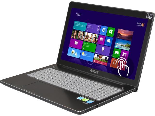 Asus Laptop Intel Core I7 4th Gen 4500u 15 6 Touchscreen Newegg Com