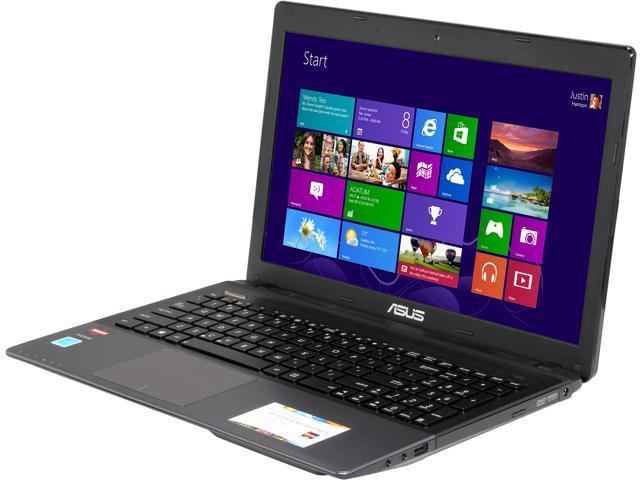 ASUS Notebook B Grade Scratch And Dent K55N SA80403V AMD A8
