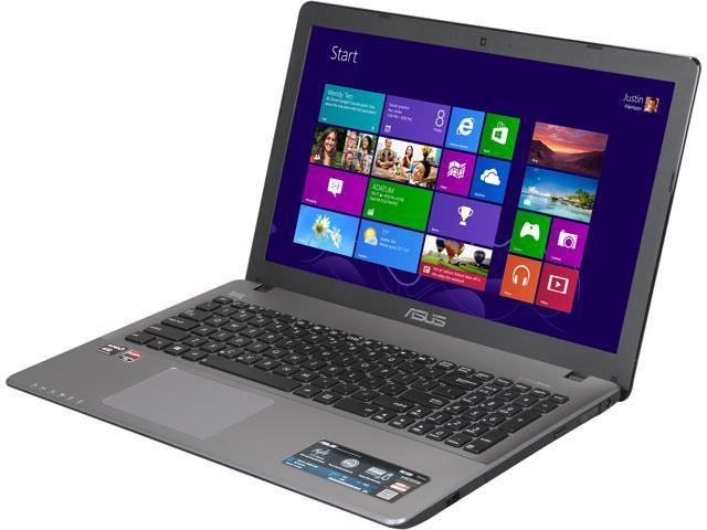 Asus Laptop R510dp Fh11 Amd A10 Series A10 5750m 2 50 Ghz 8 Gb Memory 750 Gb Hdd Amd Radeon Hd 8670m 2gb 15 6 Windows 8 64 Bit Newegg Com