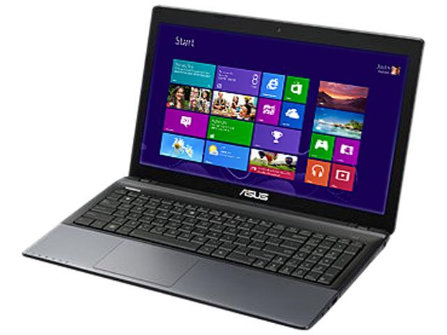ASUS Laptop R500N RH81 AMD A8 Series 4500M 190 GHz