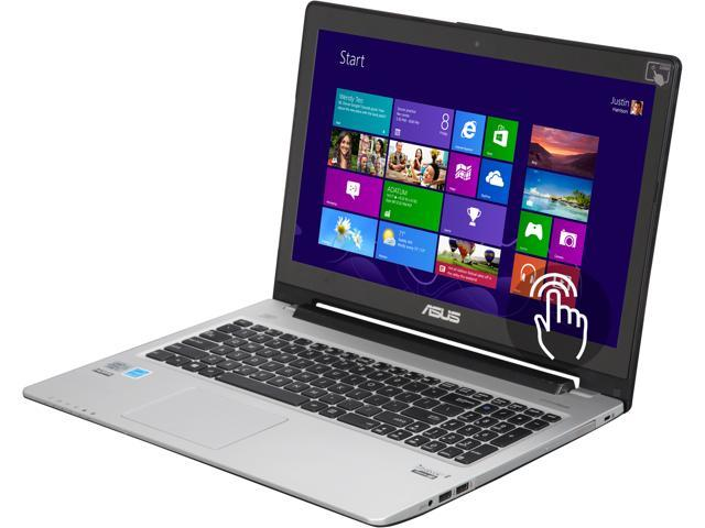 ASUS Ultrabook VivoBook S550CA-ESI5T20 Intel Core i5 3rd Gen 3317U (1.70 GHz) 6 GB Memory 750 GB HDD 24 GB SSD Intel HD Graphics 4000 15.6
