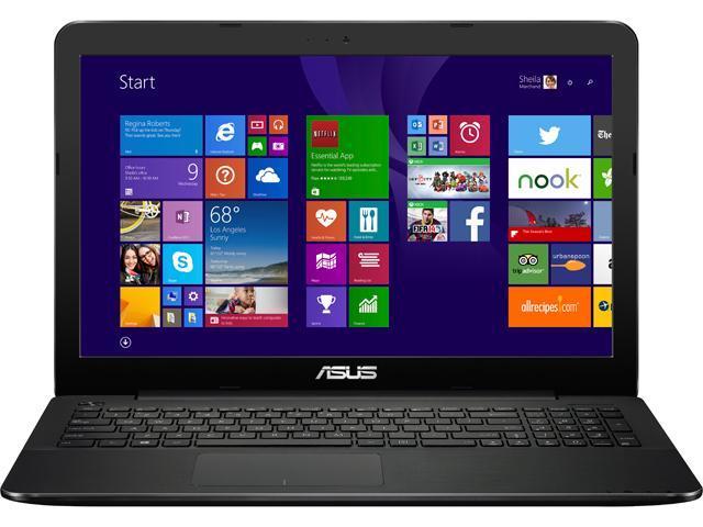 ASUS Laptop X550ZA-WB11 AMD A10-Series A10-7400P (2 50 GHz) 8 GB Memory 1  TB HDD AMD Radeon R6 Series 15 6
