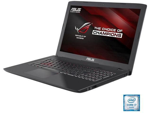 ASUS GL552VW-DH71 Gaming Laptop Intel Core i7-6700HQ 2 6 GHz 15 6