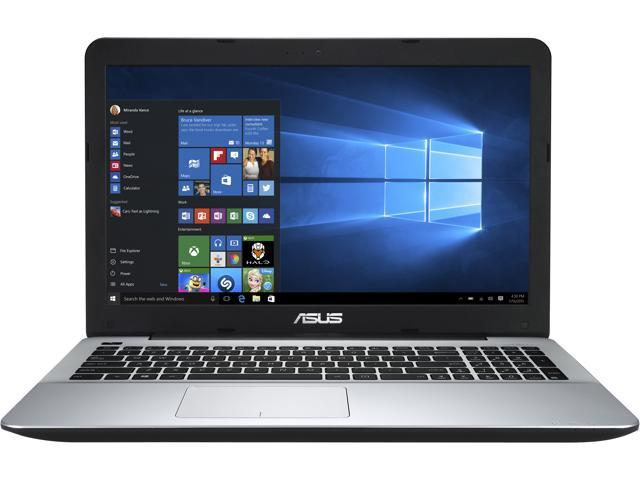ASUS Laptop A555DG-EHFX AMD FX-8800P Quad Core (Up to 3 4 GHz) 8 GB Memory  1 TB HDD AMD Radeon R7 Graphics + AMD Radeon R8 M350DX Dual Graphics 15 6