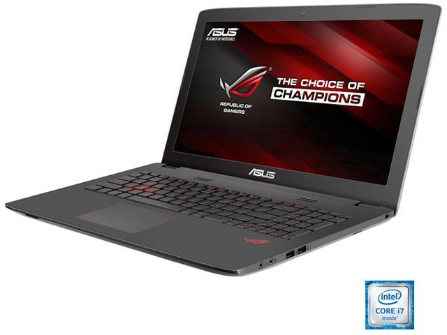 "ASUS ROG GL752VW-DH74 17.3"" IPS Intel Core i7 6th Gen 6700HQ (2.60 GHz) NVIDIA GeForce GTX 960M 16 GB Memory 128 GB SSD 1 TB HDD Windows 10 Home 64-bit Gaming Laptop"
