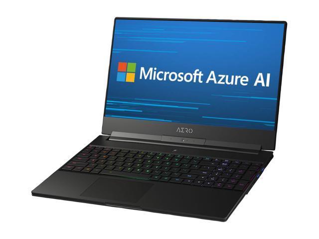 GIGABYTE AERO 15-X9-9RT5 Core i9-8950HK NVIDIA GeForce RTX 2070 16 GB  Memory 1 TB Intel SSD Win10 High-End 15 6