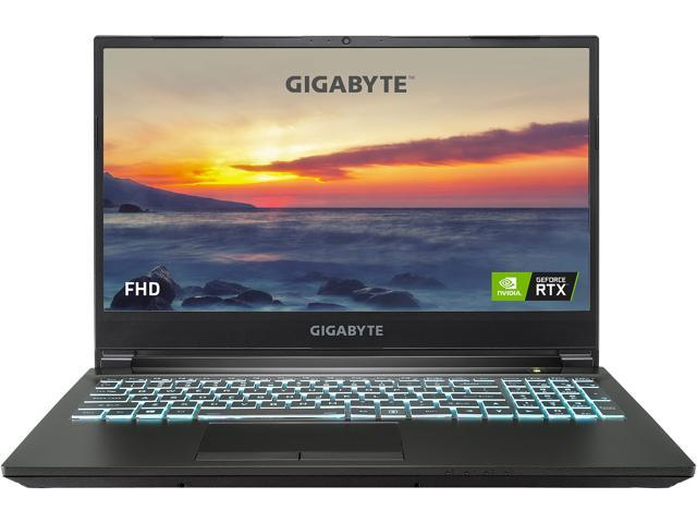 "GIGABYTE G5 GD - 15.6"" FHD IPS Anti-Glare 144Hz, Intel Core i5 11th Gen 11400H, NVIDIA GeForce RTX 3050, 4GB GDDR6, 16GB Memory, 512GB SSD, Win10 Home, Gaming Laptop (G5 GD-51US123SH)"