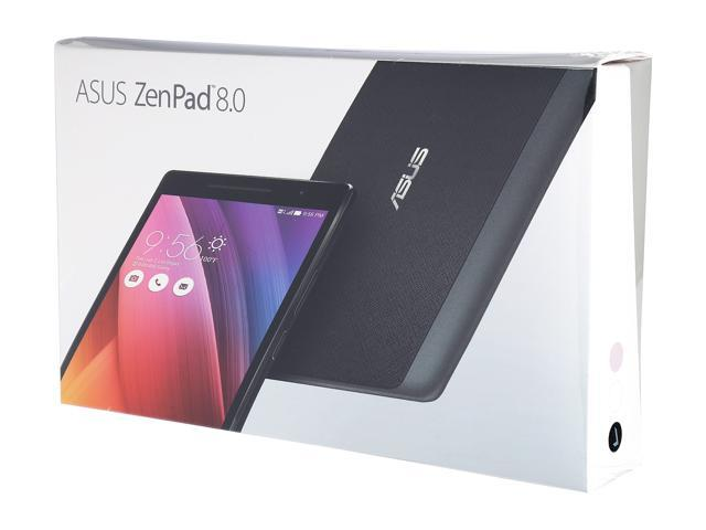 ASUS Zenpad 8 Z380M-A2-GR Tablet MTK MT8163 (1 30 GHz) 2 GB LPDDR3 16 GB  eMMC 8 0