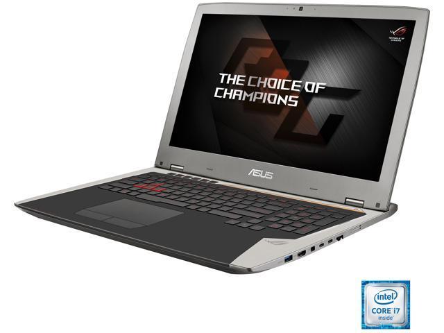 22844f33c28 ASUS ROG G701VO-CS74K Gaming Laptop Intel Core i7 6820HK (2.70 GHz) 64 GB  DDR4 Memory 1024GB NVMe SSD NVIDIA GeForce GTX 980 8 GB GDDR5 17.3