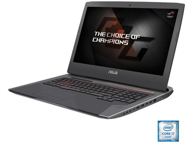 ASUS ROG G752VS-RB71 Gaming Laptop Intel Core i7 6700HQ