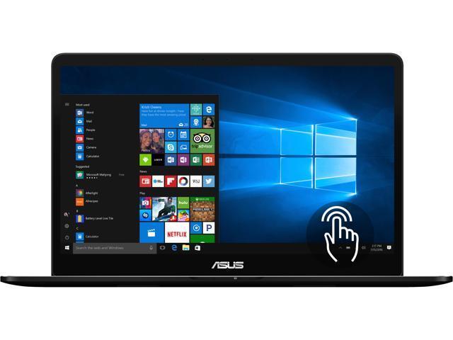 ASUS ZenBook UX550VE-DB71T 15 6