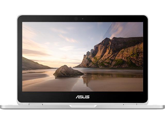 ASUS Chromebook Flip C302CA-DH54 12 5-inch Touchscreen Convertible  Chromebook Intel Core m5, 4 GB RAM, 64 GB Flash Storage, All-Metal Body,  USB Type
