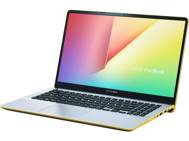 ASUS Laptop S530UA-DB51-YL Intel Core i5 8th Gen 8250U (1 60 GHz) 8 GB  Memory 256 GB SSD Intel UHD Graphics 620 15 6