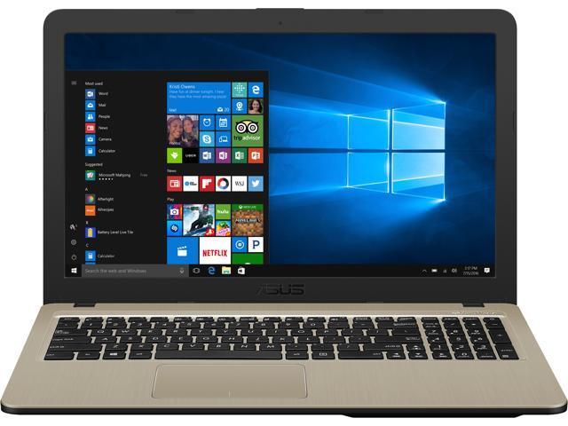 ASUS Laptop X540UA-DB51, Intel Core i5-8250U Processor, 8 GB DDR4 RAM, 1 TB  FireCuda SSHD, 15 6