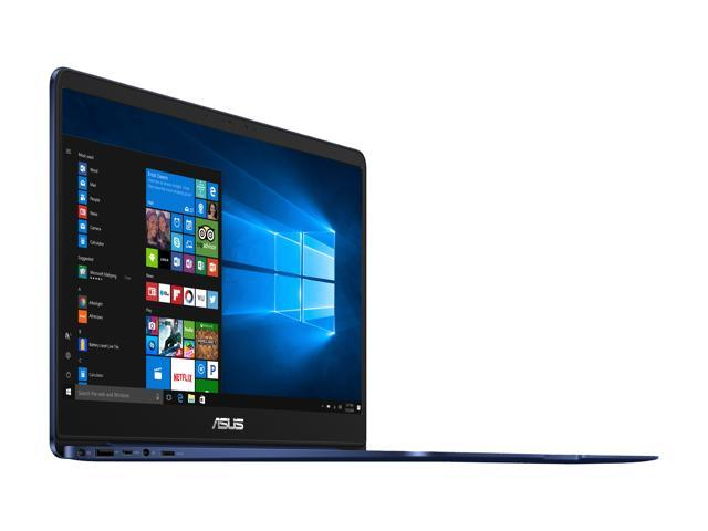 ASUS ZenBook14 Intel Core i7-8550U (up to 4 00 GHz), 8 GB LPDDR3, 256 GB  SSD, NVIDIA GeForce MX150, Windows 10, Backlit Keyboard, Ultra-Slim 14 inch