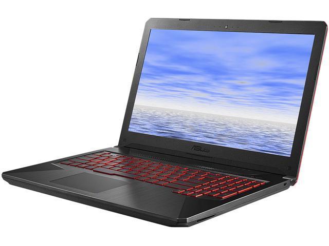 ASUS FX504GD-Q52SP-CB Bilingual Gaming Laptop Intel Core i5-8300H 2 30 GHz  15 6