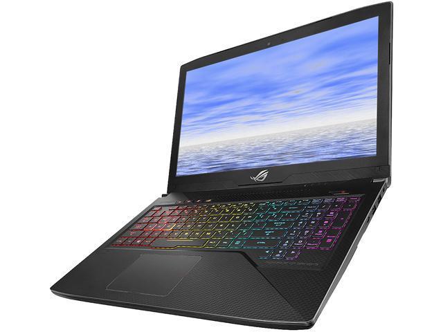 ASUS GL503GE-Q72SP-CB Bilingual Gaming Laptop Intel Core i7-8750H 2 20 GHz  15 6