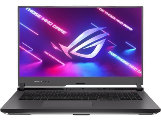 "ASUS ROG Strix G17 (2021) Gaming Laptop, 17.3"" 300Hz IPS Type FHD, NVIDIA GeForce RTX 3070 Laptop GPU 8 GB GDDR6, AMD Ryzen 9 5900HX, 16GB DDR4, 1TB PCIe NVMe SSD, RGB Keyboard, Windows 10, G713QR-ES96"