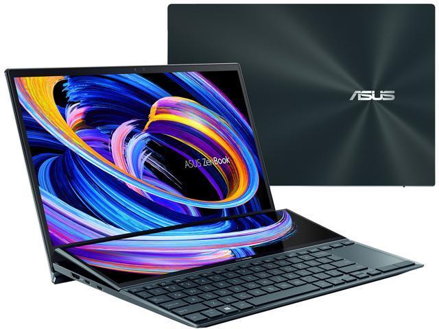 Asus ZenBook Duo 14 14