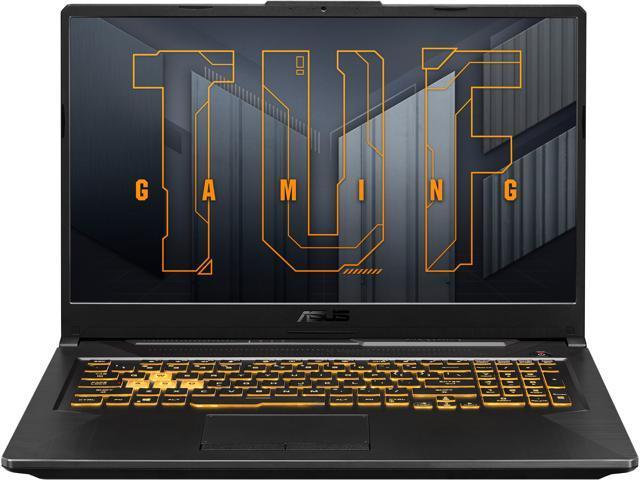 "ASUS TUF Gaming F17 Gaming Laptop, 17.3"" 144Hz Full HD IPS-Type, Intel Core i7-11800H Processor, GeForce RTX 3060, 16GB DDR4, 1TB PCIe SSD, Gigabit Wi-Fi 6, Windows 10 Home, TUF706HM-ES76"