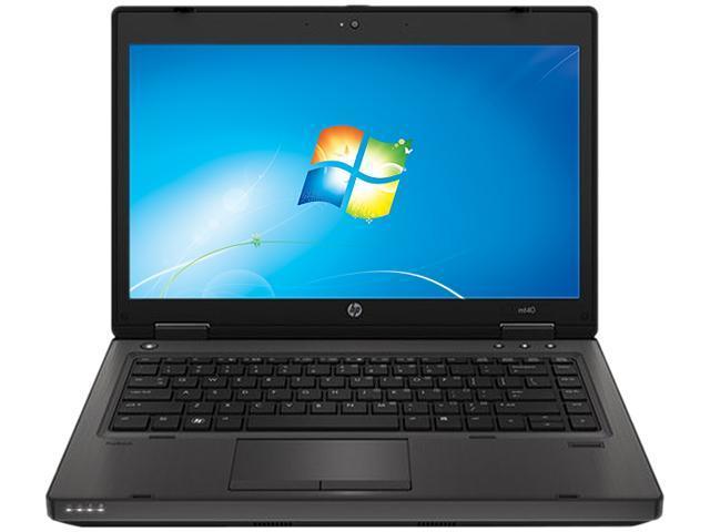 HP mt40 Mobile Thin Client Intel Celeron Processor B840 1 90 GHz 14 0