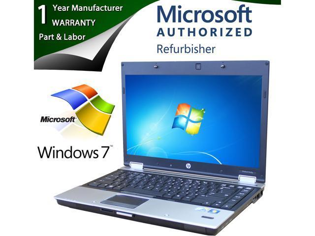 HP Laptop EliteBook 8440p Intel Core i5 1st Gen 520M (2 40 GHz) 4 GB Memory  250 GB HDD 250 GB SSD 14 1