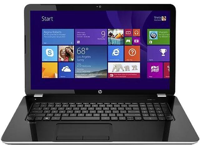 Refurbished: HP Notebooks Pavilion 17-e117dx (F9J38UAR#ABA) Intel Core i3  3rd Gen 3130M (2 60 GHz) 4 GB Memory 750 GB HDD Intel HD Graphics 4000  17 3
