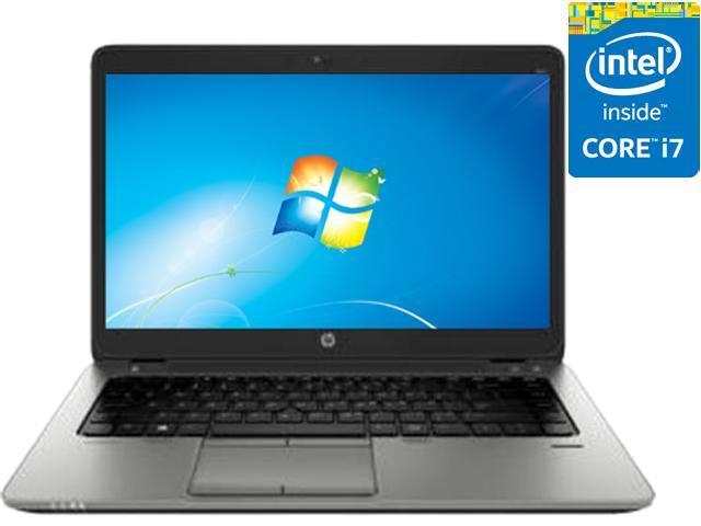 Used - Very Good: HP Laptop EliteBook 840 G2 (L4A19UT#ABA) Intel Core i7  5th Gen 5600U (2 60 GHz) 8 GB Memory 500 GB HDD Intel HD Graphics 5500  14 0