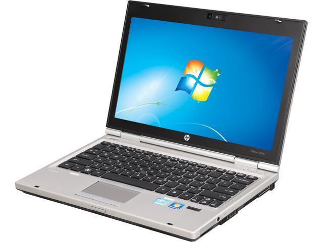 "HP EliteBook 2560P Notebook Intel Core i5 2.60GHz 4GB Memory 160GB SSD Intel HD Graphics 3000 12.5"" Windows 7 Professional 32-Bit  18 months warranty"