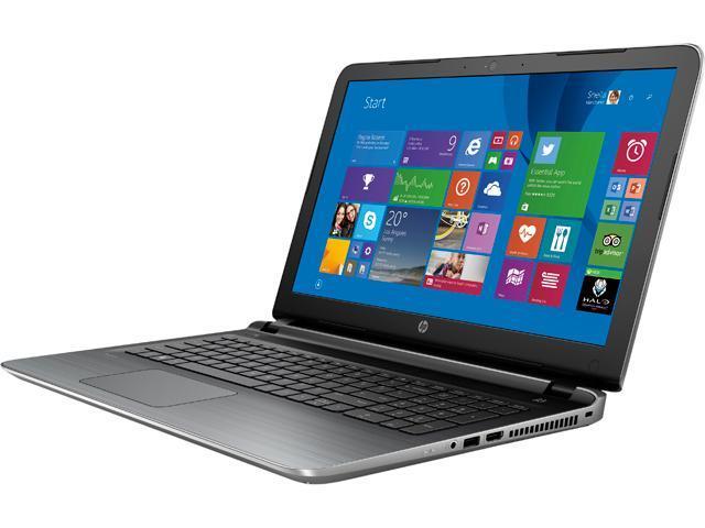 Hp Laptop 15 Af020nr Amd A6 Series A6 6310 1 80 Ghz 4 Gb Memory 500 Gb Hdd Amd Radeon R4 Series 15 6 Windows 8 1 Newegg Com