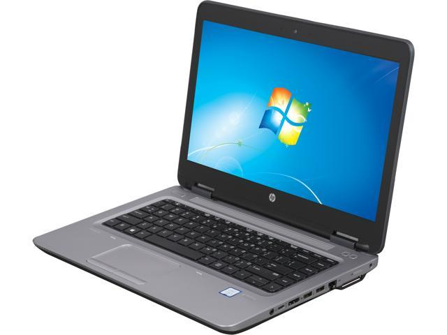 HP Laptop ProBook 640 G2 (V1P72UT#ABA) Intel Core i5 6th Gen 6200U (2 30  GHz) 4 GB Memory 500 GB HDD Intel HD Graphics 520 14 0