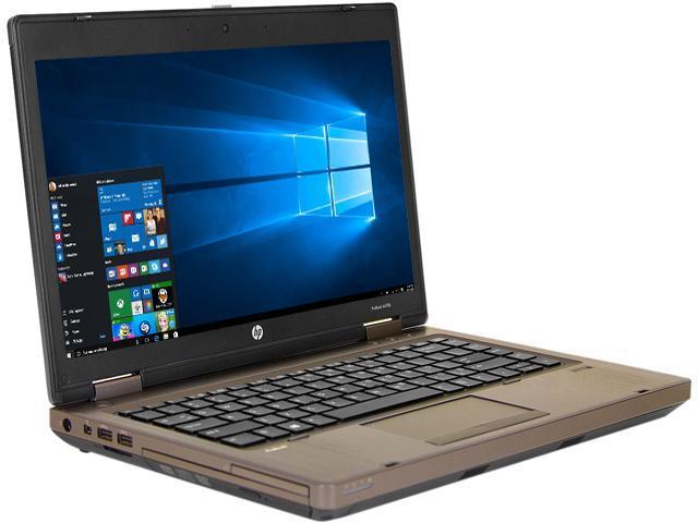 Refurbished: HP Laptop 6470B Intel Core i5 3320M (2 60 GHz) 4 GB Memory 128  GB SSD 14 0
