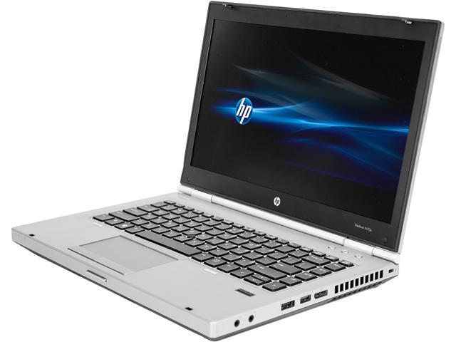 Refurbished: HP Grade A Laptop EliteBook 8470P Intel Core i5 3rd ...